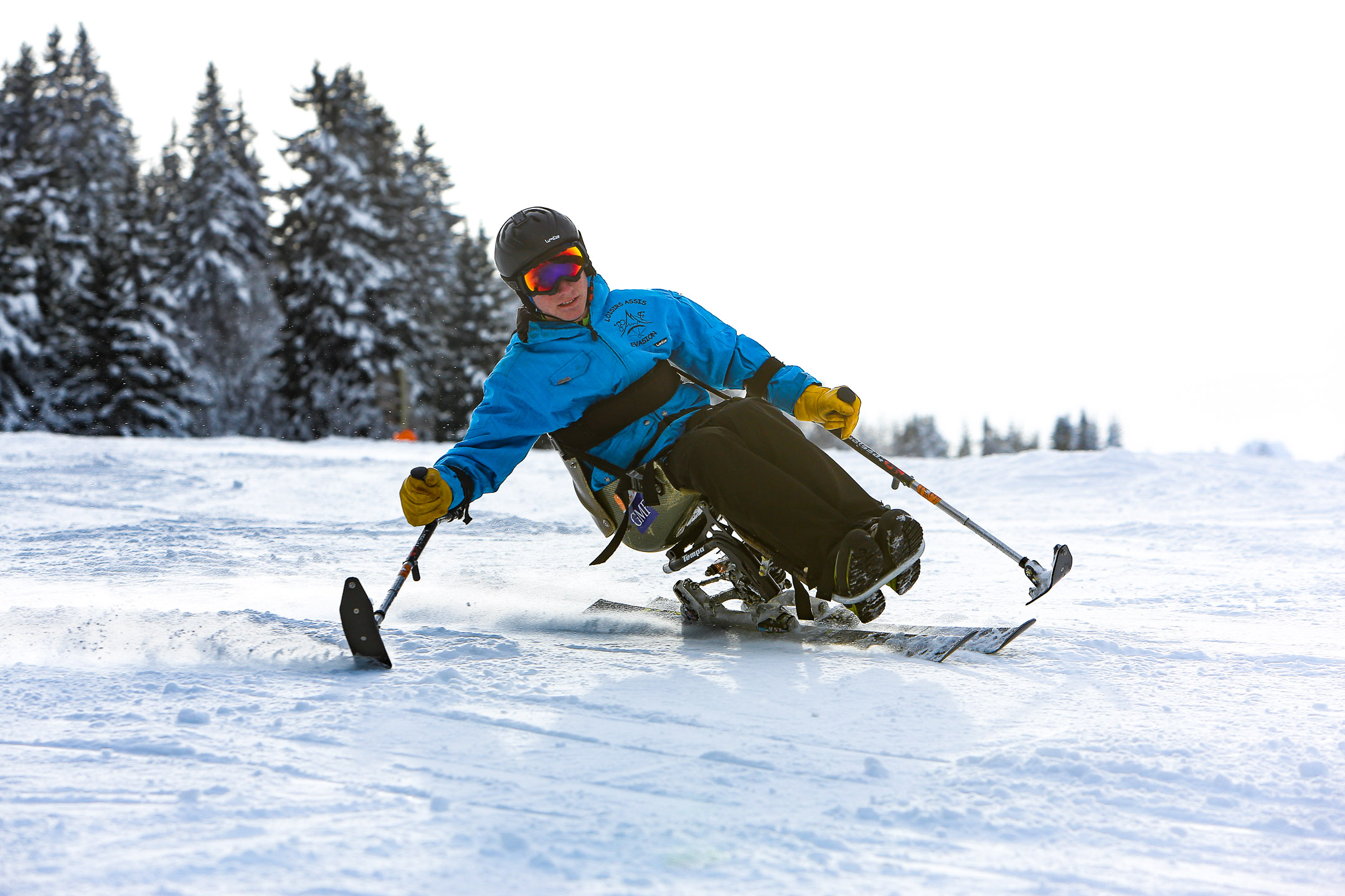 Safety on skis - a guarantee of comfortable skiing